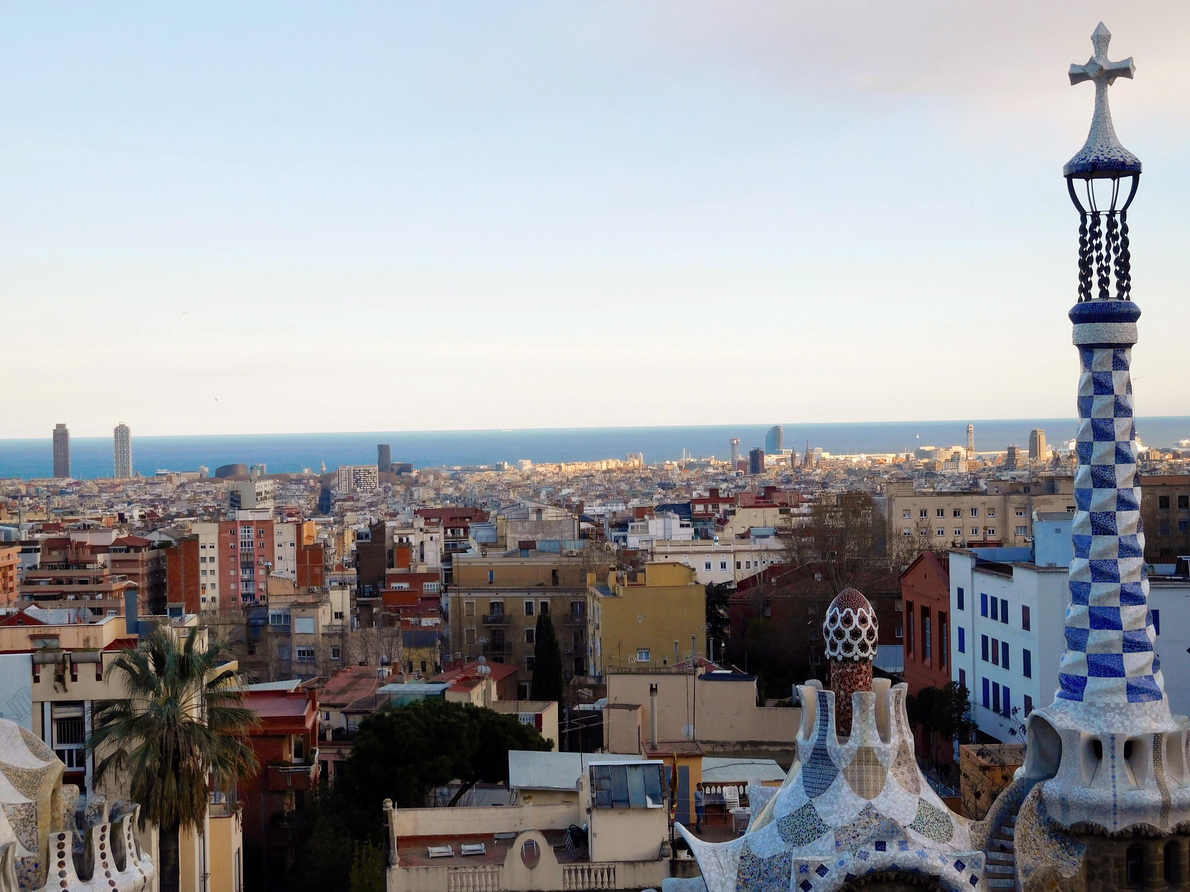 break-in-barcelona